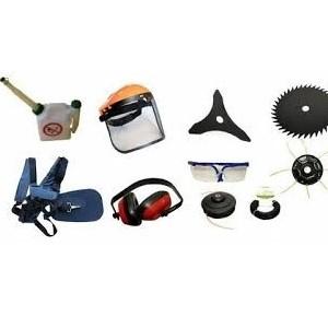Akcesoria i osprzęt do urządzeń i narzędzi ogrodowych