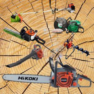 Sprzęt ogrodniczy Hikoki
