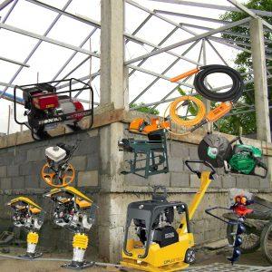 Urządzenia budowlane